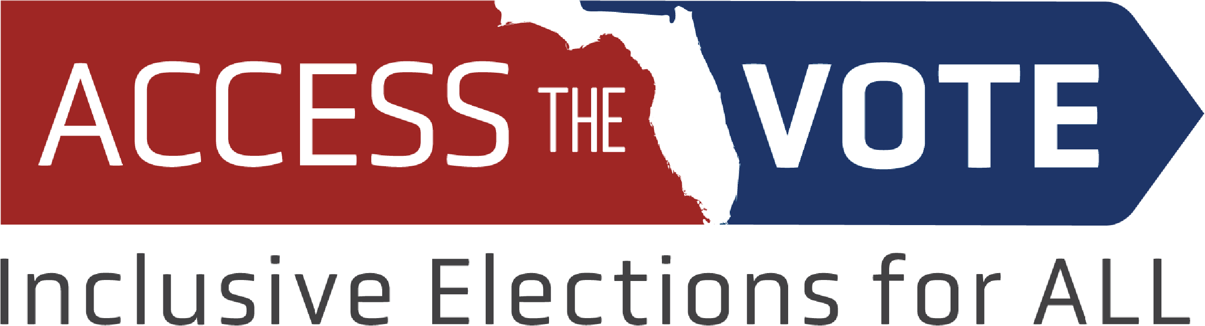 Access the Vote Florida Logo